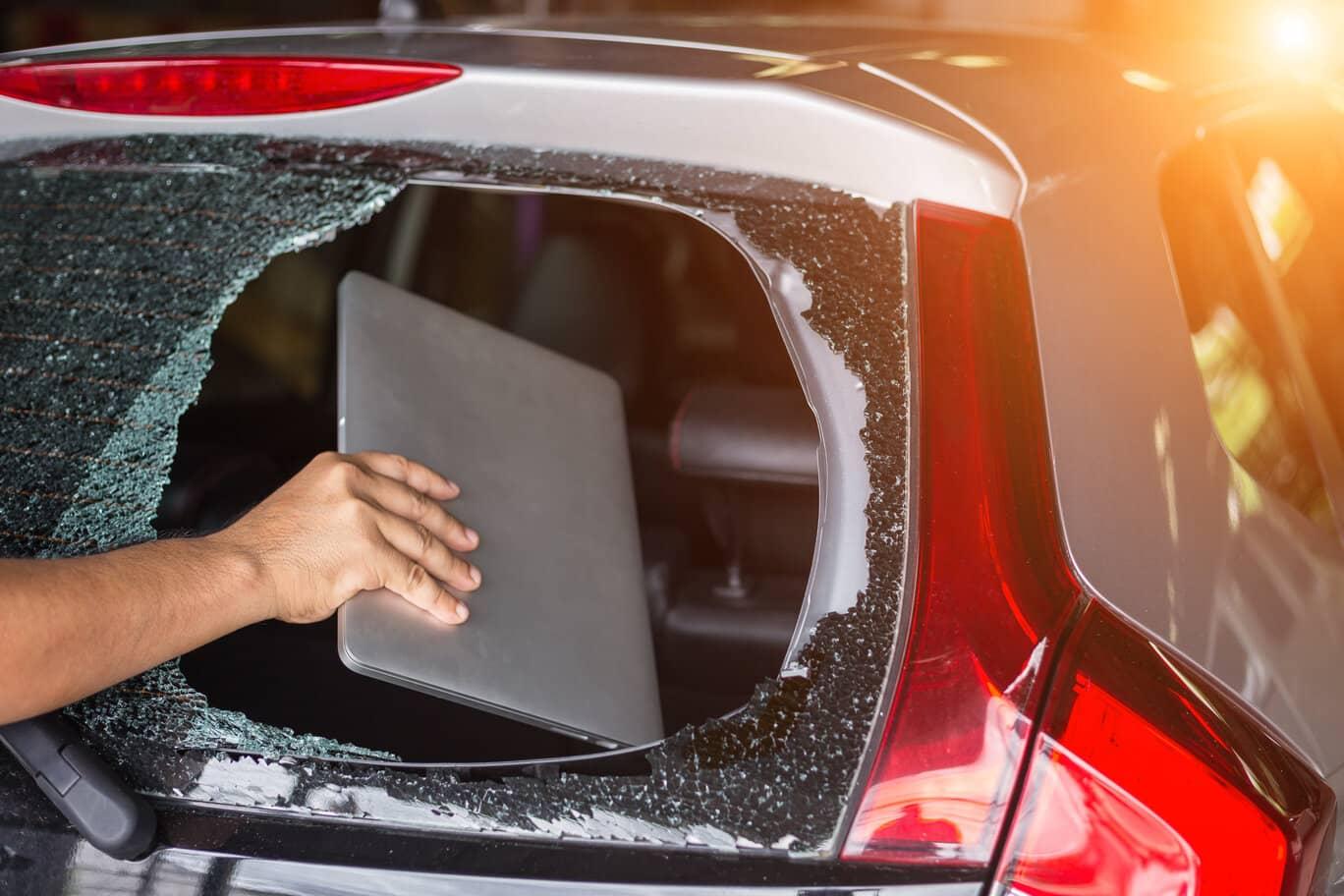 Bilförsäkring vid bilinbrott